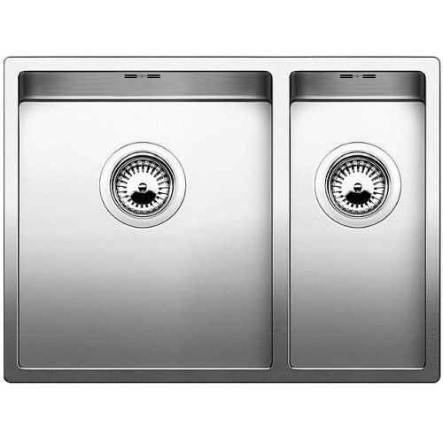 Blanco C-Style 340/180-IFU Stainless Steel Kitchen Sink
